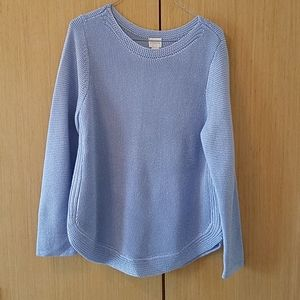 Chico's Sparkle Knit Sweater